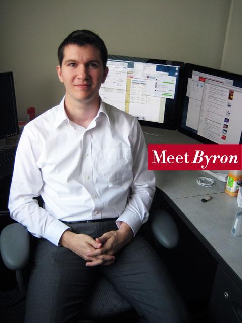 Meet Byron 1